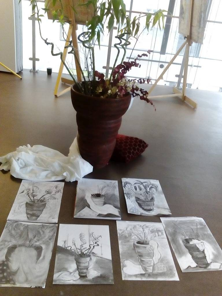 Drawing with Sheila Moylan
