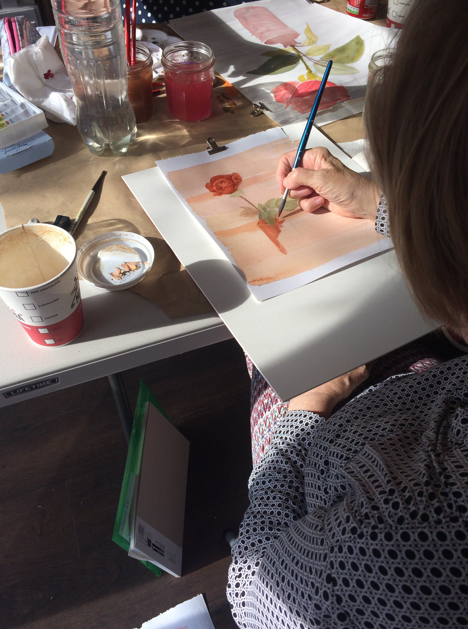 Mastering the Art of Watercolour Painting