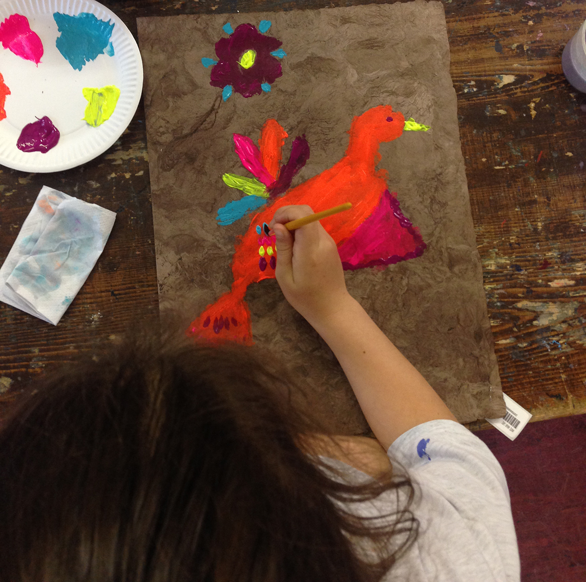 Art Classes with Start Studios for 5-11 year olds