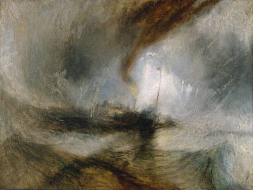 Virtual Tour of Turner's Bequest at Tate Britain