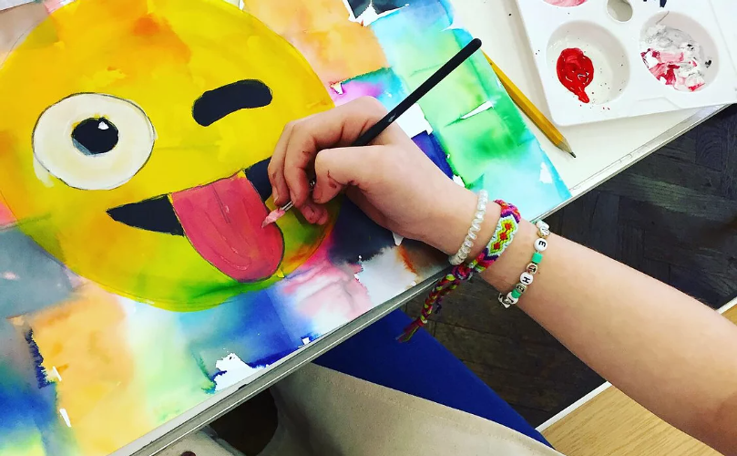 Friday After School Club with Fresh Art Club for Children
