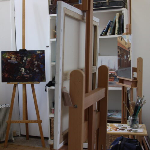 A Special Place; workshops for oil painters