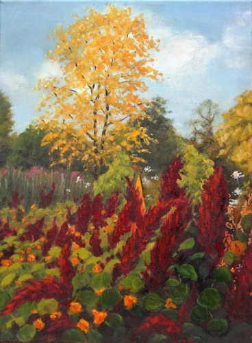 Capture Autumn in Oils – workshops for oil painters